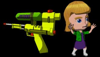 girl n gun